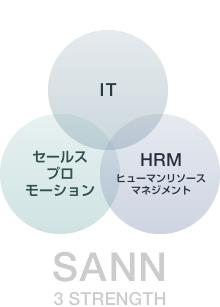 IT セールスプロモーション HRM